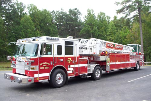 Hollywood Volunteer Fire Department St Mary S County
