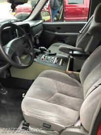 Command Unit Drivers Seat