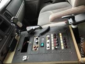 Command Unit Center Console