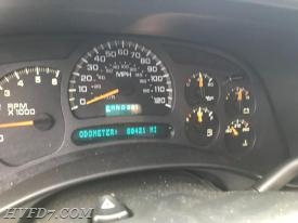 Command Unit Odometer Mileage of 88,421