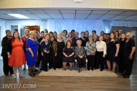 A great group of Ladies Auxiliary
