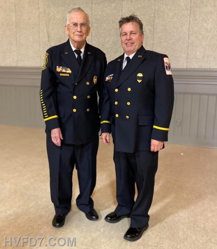 (L) to (R) Past President / Life Member John O Gatton, Sr., Past President / Life Member John O Gatton, Jr.