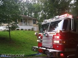 Truck 7 runs 2 small fires in Mechanicsville